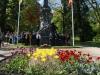 Commémoration du 71e anniversaire de la fin de la Deuxième Guerre mondiale