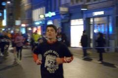 Corrida de Namur décembre 2013