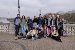 Excursion à Anvers (5e immersion et 6N2) : 21 mars 2019