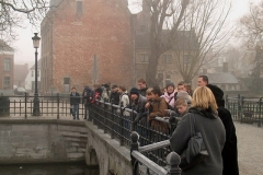 Excursion Bruges 2000