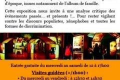 Expo Anne Frank Février 2014 (classes de 4e-5e)