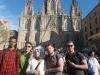 Le voyage Rhéto à Sitges : avril 2017