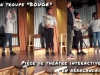 Pièce de théâtre interactive en néerlandais : 26 janvier 2017