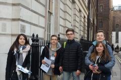 Séjour des élèves de 3e à Londres (rallye photos)