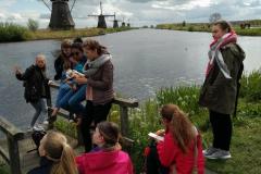 Voyage des élèves de 4e aux Pays-Bas : avril 2017