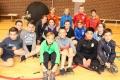 Journée sportive des élèves de 1ère secondaire au centre ADEPS de Jambes