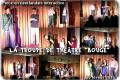 """La troupe de théâtre \""""Bouge\"""" : 19 février 2016"""