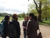 Séjour des élèves de 3e à Londres (Hyde Park)