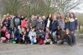 Séjour des P6F à Gand : mars 2018