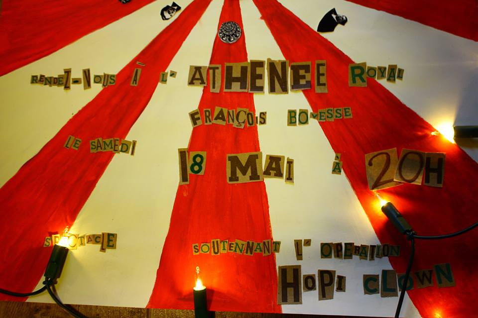 cirque affiche